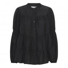Continue Sanna blouse, black
