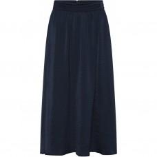 Costamani, plisse skirt navy