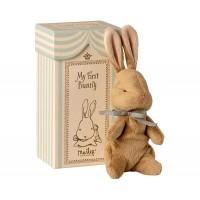 Maileg my first bunny blå