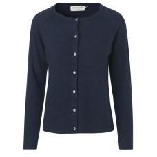 Rosemunde cashmere cardigan blue