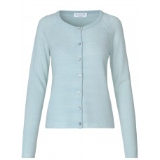 Rosemunde cashmere cardigan Light blue